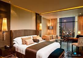 Most Expensive Bedroom Furniture St Regis Luxury Hotel Bangkok Thailand Grand Deluxe Room