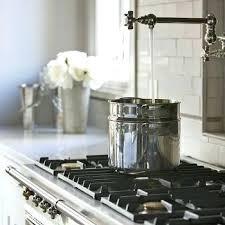 Charming Pot Filler Faucet Swing Arm Pot Filler Pot Filler Faucet
