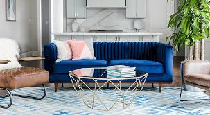 blue velvet sofa inside foxley really cool chairs prepare 7