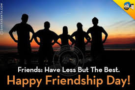 New 100+ Happy Friendship Day messages, Quotes, Images, Status ...