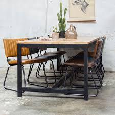 Industrie Design Esstisch Jim 120 X 80 Cm Esszimmertisch Tisch