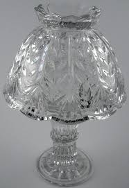 crystal glass lamp shades best tealight lamps images on tea 7 candle clear hurricane