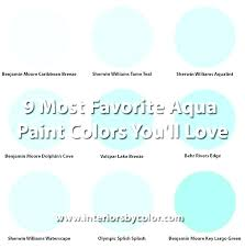 seaglass paint color aqua 9 most favorite colors love for nursery shower of spring is the seaglass paint color