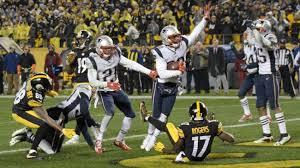 Watch Duron Harmon do his best Malcolm Butler impression to seal the  Patriots' win   Boston.com