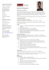 Electrical Design Engineer Resume Sample Resume For Your Job