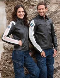 bmw motorrad club leather jacket