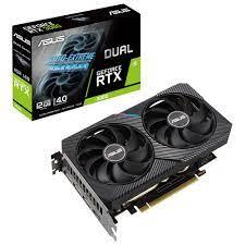 ASUS GeForce DUAL RTX 3060 12GB GDDR6 192bit Ekran Kartı - Gaming.Gen.TR