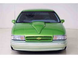 1992 Chevrolet Caprice for Sale | ClassicCars.com | CC-920297