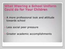 should public schools have uniforms essay research papers on should public schools have uniforms essay