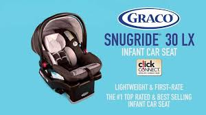 graco snugride connect 30 lx infant car seat in play baby