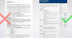 Contractor Resume Sample And Complete Writing Guide 20 Tips