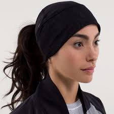 Image result for runner ponytail beanie