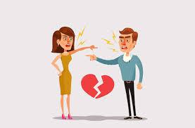 Resultado de imagem para namoro em crise