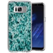 Samsung Galaxy S8 Green Light Amazon Com Light Green Tree Leaves Samsung Galaxy S8 Case