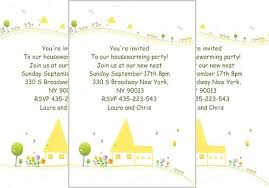 Housewarming Party Invitations Free Printable Idea Printable Housewarming Invitation Templates For Free Printable
