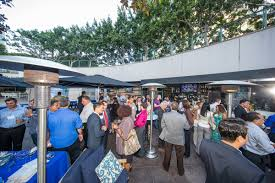 Blue Cow Kitchen And Bar Los Angeles Real Estate Networking Event By Propertyshark