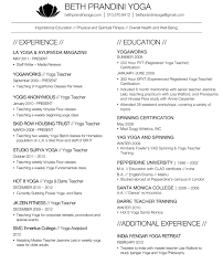 contact resume beth prandini yoga prandini 2014
