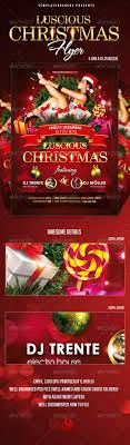 luscious christmas flyer com luscious christmas flyer