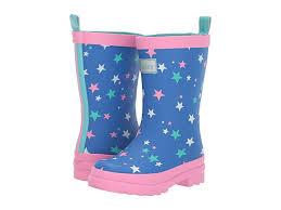 Hatley Kids Galactic Stars Rain Boots Toddler Little Kid