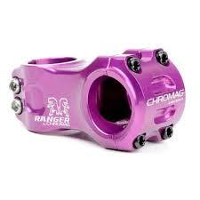 chromag ranger v2 stem 1 1 8 l 60mm 0 dia 31 8mm purple