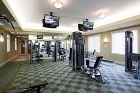 Modern Home Gym Design Modern Home Gym Design Condominium Home