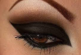 cute simple makeup ideas for brown eyes