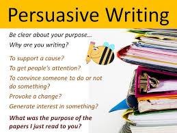 persuasive writing aim how can i write an effective persuasive  6 persuasive writing be clear about your purpose