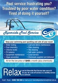 pool service flyers Dolapmagnetbandco