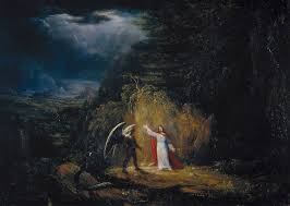 the temptation in the wilderness john st john long tate 1824