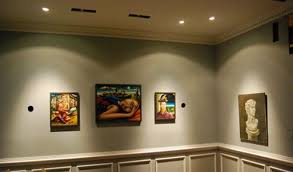 best track lighting for art. The Most Recessed Lighting Is It For You A1 Electrical Intended Art Designs Best Track R