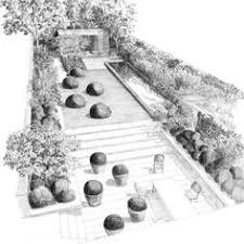 Small Picture Andy Sturgeon garden design drawing sketch perspective