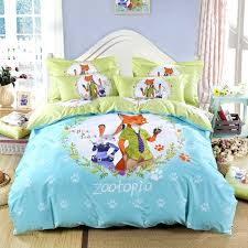 100cotton cartoon fashion personality crazy animal city 4pcs 3pcs duvet cover sets soft bed linen flat