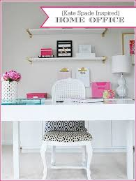 Operation Organization Amys Organized Kate Spade Inspired Office