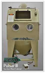 Clemco Industries Blast Cabinets Pulsar Iii Suction Blast Cabinet Florida Silica Sand Company