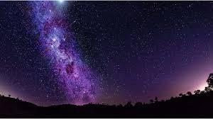 Night Stars Wallpaper 4k