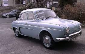 Ebay Watch 1960s Renault Dauphine Car Retro To Go Classic Chevy Trucks Renault Dauphine