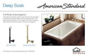 vc 222 linen evolution 60 acrylic whirlpool bathtub with reversible drain and everclean technology lifetime warranty faucet com