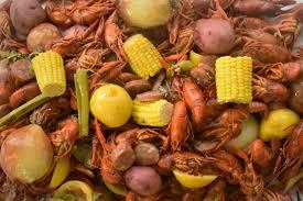 crawfish or shrimp boil magic