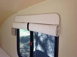 Campervan Design Curtains Custom Listing For S L Camper Curtains Door Shades