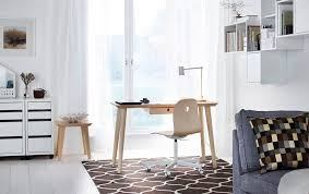 home office home office design ikea small. Awesome Ikea Home Office Style Featuring Wall Organizer File  Storage Combined With White Pegboard Over Table Ideas. Design Small