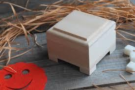 small wooden box unfinished wood box craft wood box handmade box trinket box box craft supplies unfinished wood rustic wood