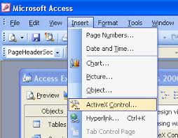 Microsoft Chart Activex Control 4 Working With Microsoft Office Programs Pdf417 Fonts