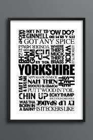 Yorkshire Sayings White T-shirt via Relatably.com