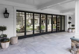 sliding glass wall systems
