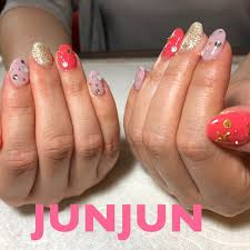 夏海リゾート浴衣ハンド Junjunのネイルデザインno4318688