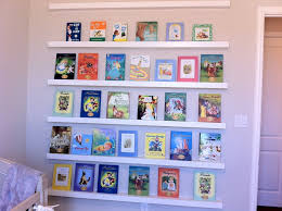 why you need bookshelf for baby room chic baby nursery room decoration with simple white