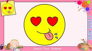 Comment Dessiner Un Emoji Kawaii Facile Pour Enfants Dessin