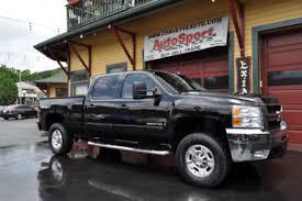 Diesel Chevrolet Silverado 2500 Hd Crew Cab Lt In Pennsylvania For ...