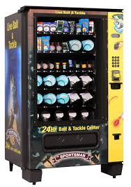 Bait Vending Machine Locations