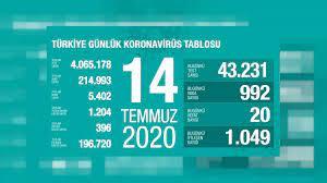 Türkiye'de Covid-19 salgınında son durum: Günlük vaka sayısı 1000'in altına  düştü | Euronews